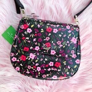 Kate Spade Cameron Street Boho Floral Byrdie Bag